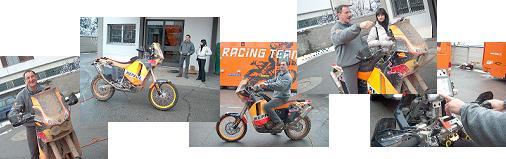 Sala Weselna Łuków Dakar ~ Giovanni Sala e la sua Dakar  pagina 03 di 04